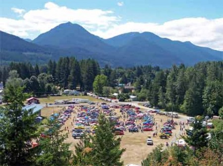 Packwood Summer Rod Run